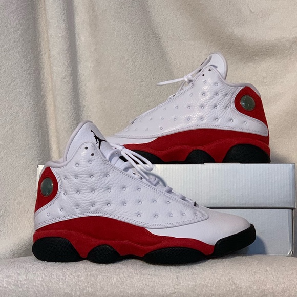 "Jordan Other - Air Jordan 13 ""White/Red"""